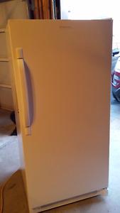 Frigidare Upright Freezer