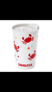 Tasses Davids tea