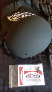 2 casque zox noir mat grandeur medium