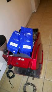 Espresso machine for restaurant