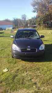 2008 Hyundai Accent L Coupe (2 door)
