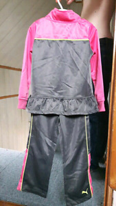 Size 4t track suits