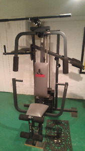 Weiber 8530 weight Machine in great Condition for sale
