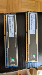 Mushkin 8GB (2x4GB) DDR3 1333 RAM