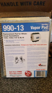 Generalaire 990-13 humidifier filters. Lot of 5