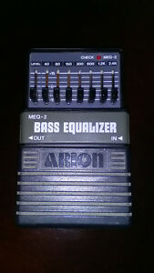 Arion Bass Equalizer