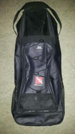 Beaver Fin Snorkel and Mask Bag with shoulder straps