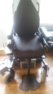 Excellent working electric Wheelchair.  $300