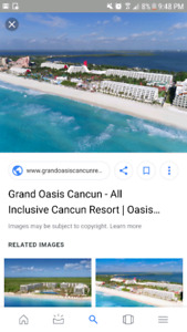 Cancun vacation all inclusive