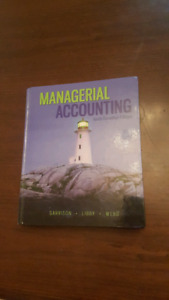 Managerial Accounting tenth canadian edition (10th)