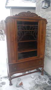 Gibbard China bar liquor cabinet - free delivery