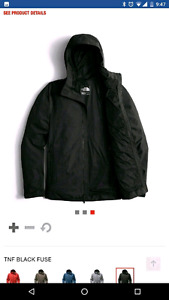 North Face Insulated Jacket! Brand NEW condition!!