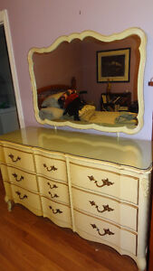 Bedroom Set French Provincial