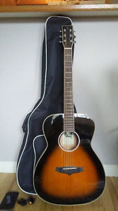 Acoustic Guitar- Evolution by Tanglewood