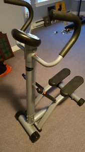 Like new Fitness stepper exercise machine