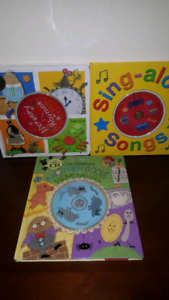 Singalong Books with CDs