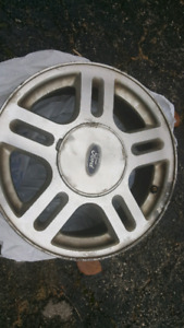 """16"""" Ford alloy  factory rims 5x114.3"""