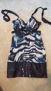 New Years Eve Bebe Dresses ! $40.00 Each- Size Medium