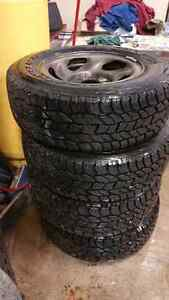 Coopers Discocery A/T LT Tires 235/70/R16