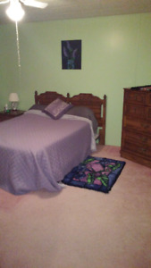 FREE!! Double Bed with frame and headboard