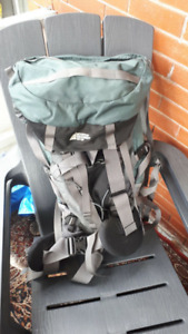 Mountain Equipment Coop travel backpack 50L