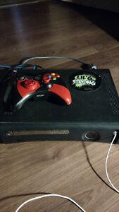 XBOX 360 + 4 games