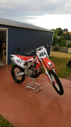 2012 CRF450R Gawler Central Coast Preview