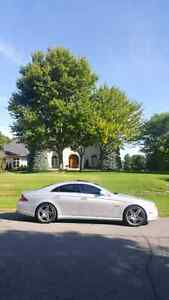 *Mercedes CLS55 AMG 98Kms  10/10 Condition Never Winter Driven*