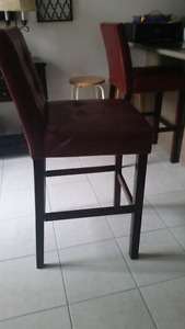 "Looking for bar/kitchen stool. (29"" to top of cushion-42"" to top"