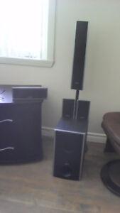 Lecteur CD + Amplificateur