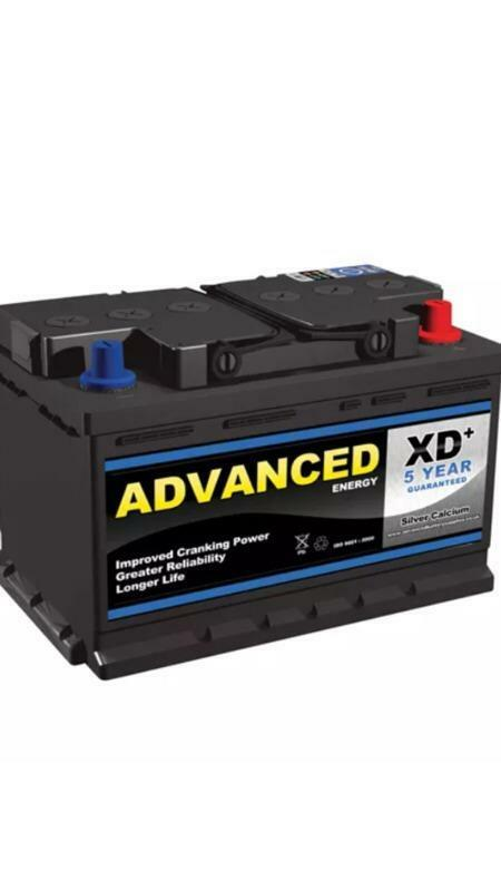 brand new powerful car battery 096 77ah 780 cca in barwell leicestershire gumtree. Black Bedroom Furniture Sets. Home Design Ideas