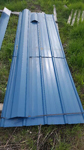 NEW! Metal Roofing or Siding.