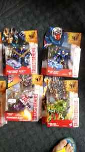 8 BRAND NEW AGE OF EXTINCTION TRANSFORMES NEW IN ITS ORIGINAL PA Edmonton Edmonton Area image 2