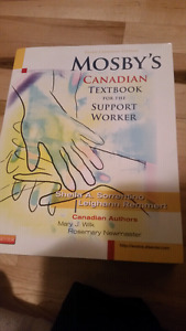 Canadian textbook for the support worker