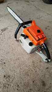 Stihl 050 AV Chainsaw - Vintage - Professional - Awesome - Clean