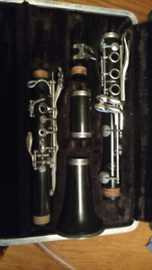 Clarinet by Vito. Great for students.