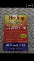 Healing depression and anxiety