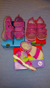 Stride Rite shoes - size 7 toddler