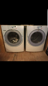 Whirpool Duet Washer and Dryer