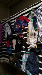 Boy clothes 12-24 months