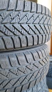 Winter tires Pneus d hiver