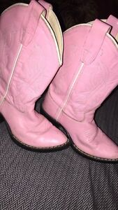 Size 10 cowgirl boots childrens