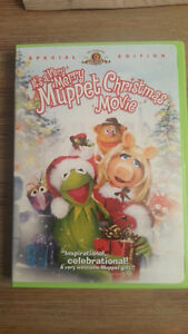 MUPPETS CHRISTMAS MOVIE