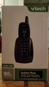 V tech cordless phone