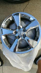 Lexus Chrome Rims (swap or trade)