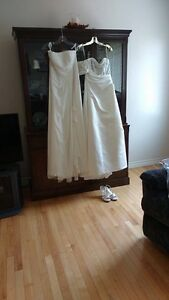Two Beautiful Wedding Dresses for Sale