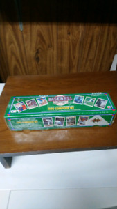 Basedball cards two factory sealed sets