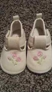 0-3 months girl shoes