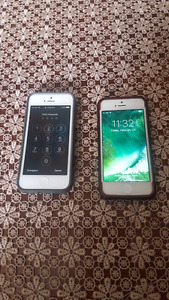 2  iPhone 5 for sale. Great condition unlocked!