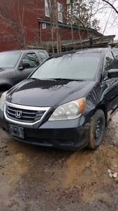 2008 Honda Odyssey EX-L parting it out